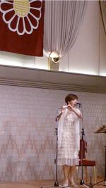 自民党女性局様で演奏会を行いました。