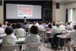 尼崎市立園田公民館様で講演を行いました。