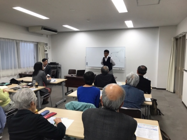 """2019 年4月度 健康講座 """"はじめの一歩"""""""