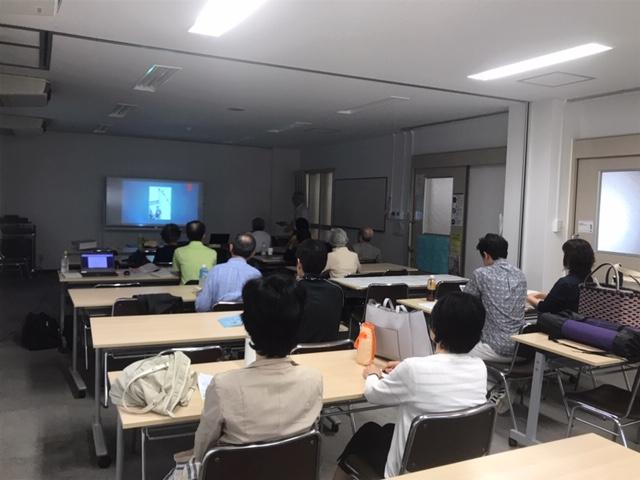 """2019 年5月度 健康講座 """"はじめの一歩"""""""